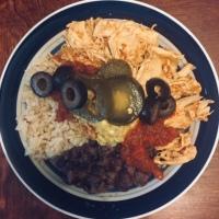 Chili Lime Chicken Burrito Bowls - GF, DF