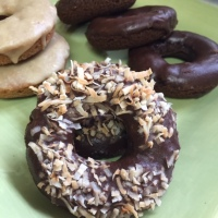Paleo Donuts 4 Ways- GF, DF